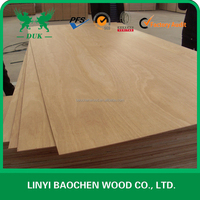 4x8x2.5mm Indoor Usage Funiture Grade Meranti Plywood