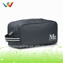 Simple fashion 600D polyester Men's Travel Toiletry Bag