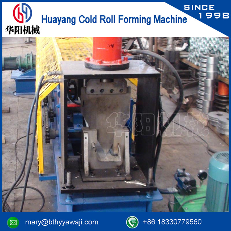 steel pipe making machine for industrial taper tube end forming machine