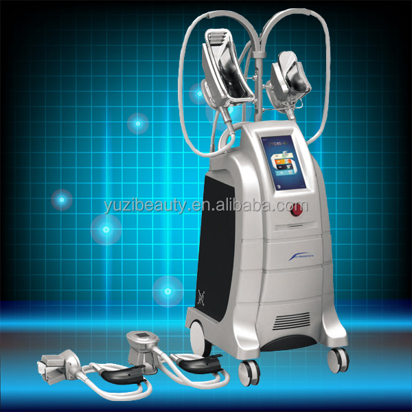 Super slim! Professional cryotherapy fat freeze cryo fat removal/weight loss/cellulite/body shaping beauty machine