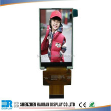Best selling 240 * 400 small 3 inch tft lcd module with touch screen for smart watch / children toy