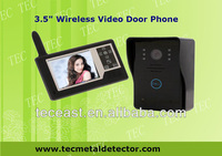 3.5-inch wireless door bell with camera suitable for every home TEC359VJ11