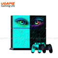 high quality factory supplied sticker ps4 / for ps4 decal / for ps4 skin sticker