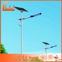 manufacture energy saving outdoor solar meteor shower light