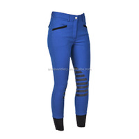 Horse Riding Silicone Breeches