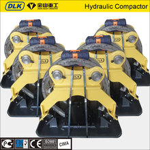 CE approved excavator used hydraulic system 10 ton compactor