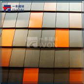 IVON Chinese flat tile types of roof tiles from factory price