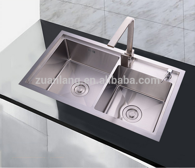 Cheap Made in China stainless steel sink thickness hot sale on line