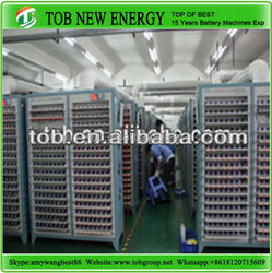 Lithium ion battery cell testing machine for battery formation and capacity testing