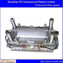 china large plastic air condition grid injection mould