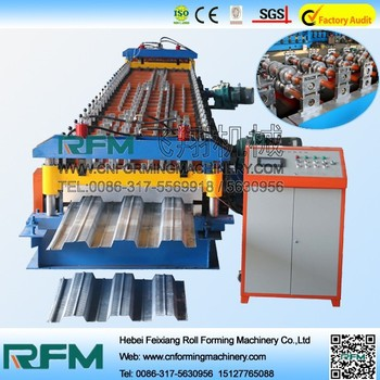 russian style floor deck ibr aluminium steel roof sheet roll forming machine
