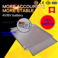 1 Ton 3ton Digital Floor Scale