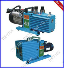 Two Stage rotary vane Double Stage Vacuum Pump for refrigerating system 2XZ-B