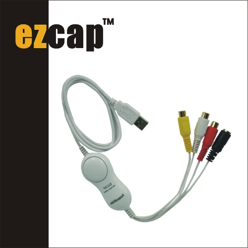 USB Video Capture for Mac SD Video Grabber ezcap128
