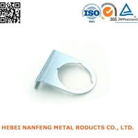 Small Sheet Metal Punching Products Electro Plating Metal Stamping Small Precision Parts