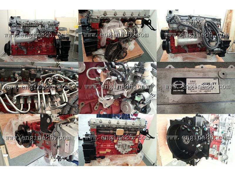 HINO JO8E Complete engine, J08E Complete engine for SK330-8, New/Used J08E Complete engine