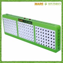 Hydroponic Growing Mars Hydro Reflector 144 Full Spectrum LED Gorw Light 5w chip led grow light agriculture related products