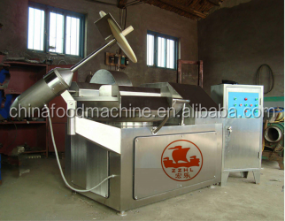Meat Processing Factory Equipment Meat Chopping Machine