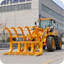 snow plow front end loader wtih high quality best price
