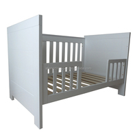 convertible and handy solid pine wood baby crib baby cot baby furniture