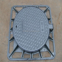 High Quality Cast Iron Manhole Cover from China