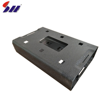 China Manufacture High Precision Portable Hidden Car Safe Box