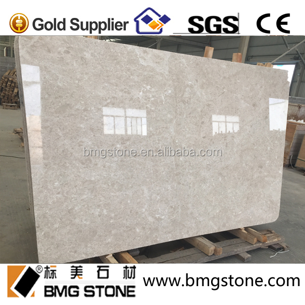 BMG STONE Customized Pattern Italy White Rose Marble Wall Floor Tiles