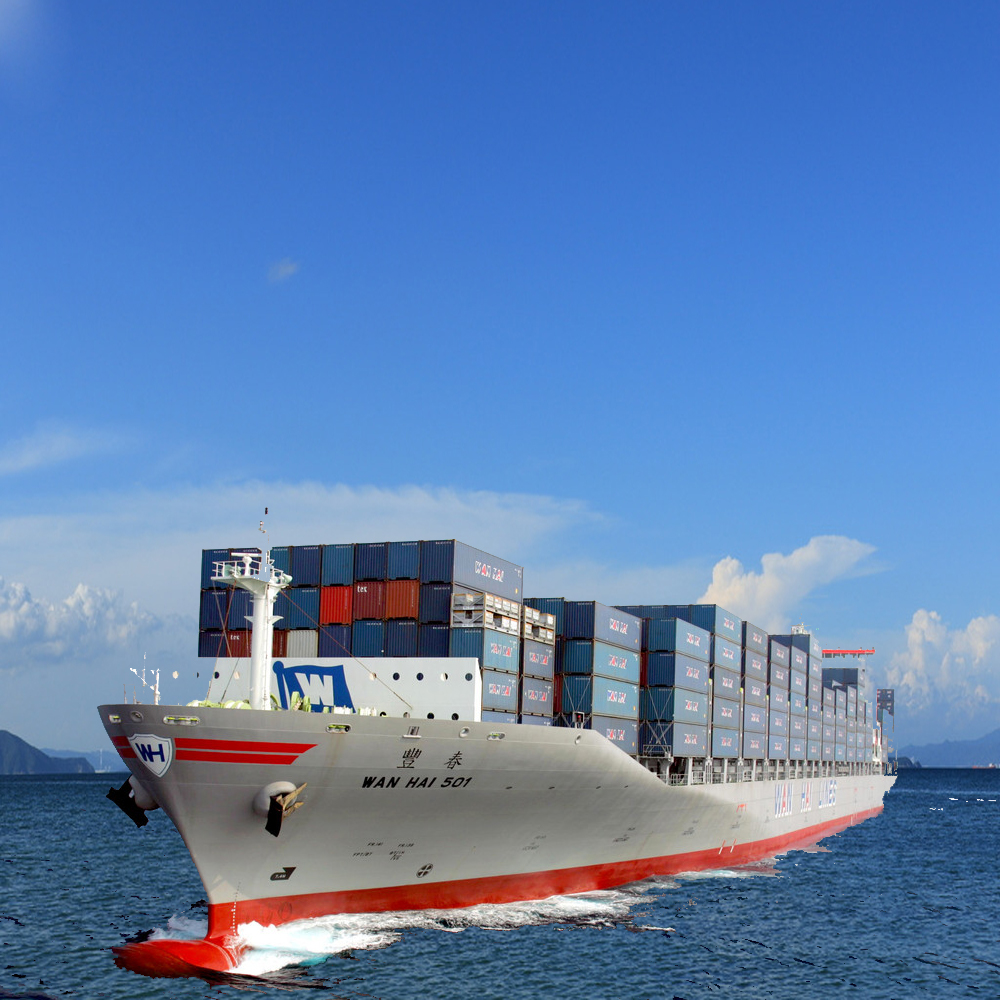 International ocean sea freight container shipping forwarder service price from china to new york usa
