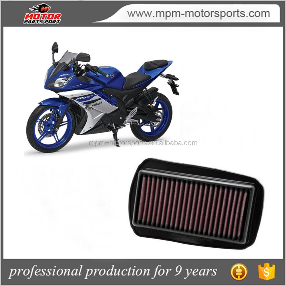 Air Filter for yamaha YZF r15 MT125 WR125 YZF R125 motorcycle spare parts