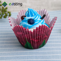 Wholesale Printing and Stamping Cup cake Cup Liner