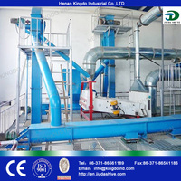 Sunflower Oil Pretreatment Equipment, Oil Prepressing and Refining Machine