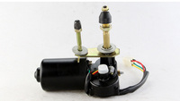 Customize Engineering vehicle wiper motor dual electric vehicle wiper motor 12V 50W