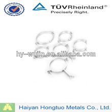 stamping wire suspension clamp