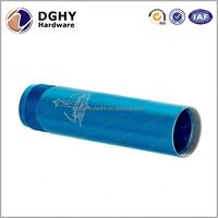 Colorful Anodizing Precision 6061 T6 Anodised Aluminium Tubing/Pipe/Tube with low price