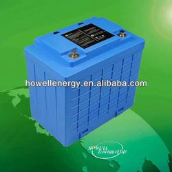 12v 100ah battery pack/12 volt lihium ion battery/rechargeable storage battery 100ah