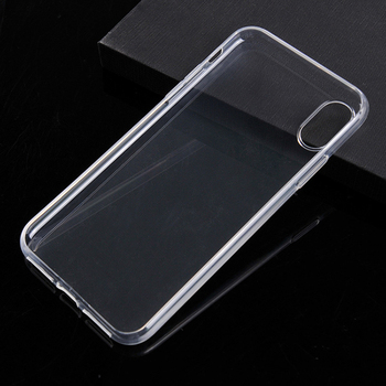 for iphone X IMD phone case tpu transparent cover cheap price