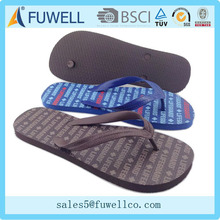 2016 Hot Selling Flip Flops Custom Brand EVA Flip Flops Woman Slippers Beach Flip Flops