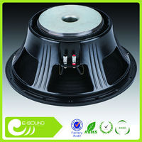 15BM400B powerful pa woofer speaker
