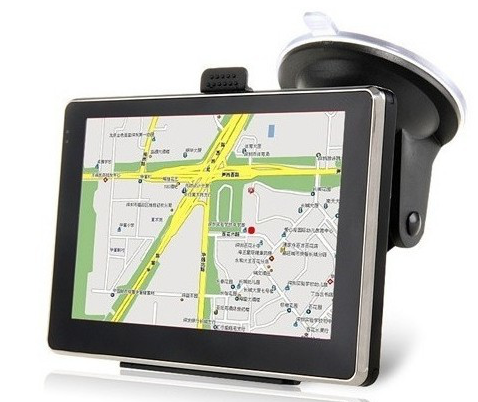 2017 The cheapest factory wholesale global map car GPS navigation