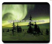 Northern Light Picture Photo Mouse pad