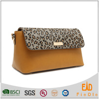 CSYH234-001-leather clutch with fur designer handbags 2015 hand bags
