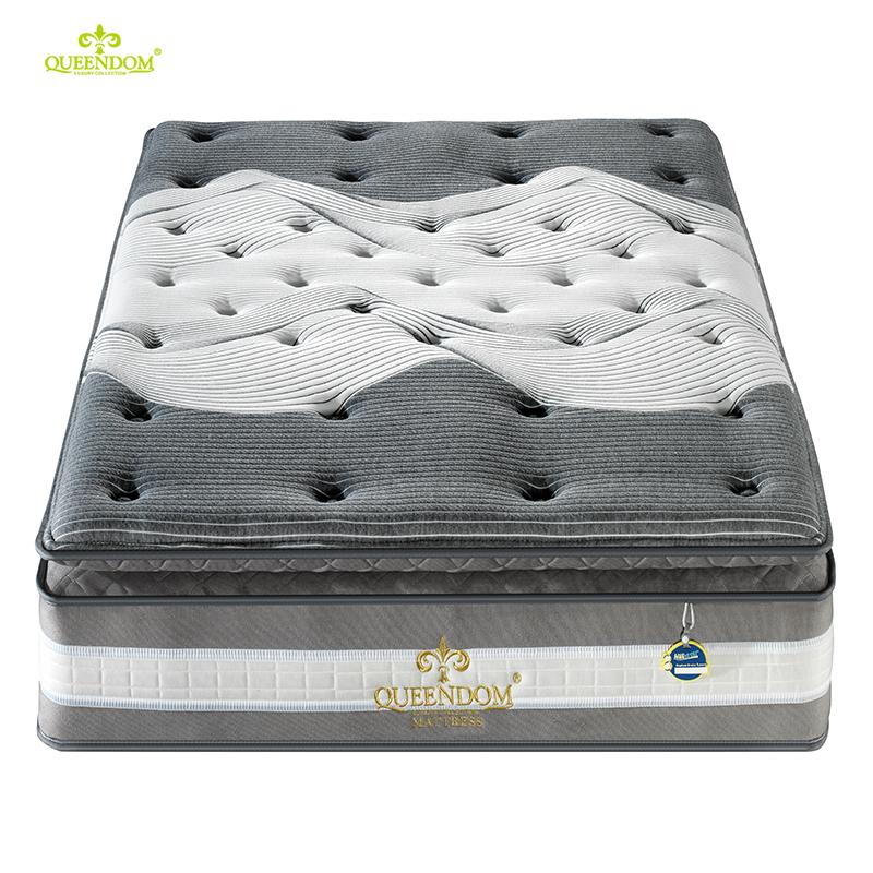 Plastic air conditioning mousse royal spring mattress - Jozy Mattress   Jozy.net