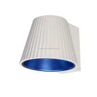 Modern Plaster Indirect Wall Light Lighting