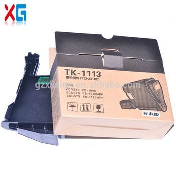 TK-1110  Compatible Toner Cartridge For Kyocera FS 1040 1020MFP 1120MFP 1060DN 1125 1025 P1025D TK-1113 Toner