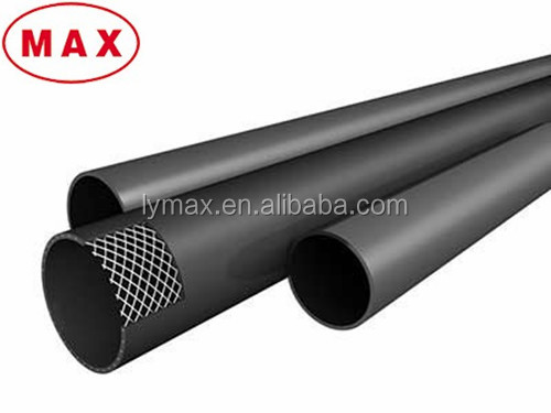 Water supply steel wire reinforced plastic pe pipe