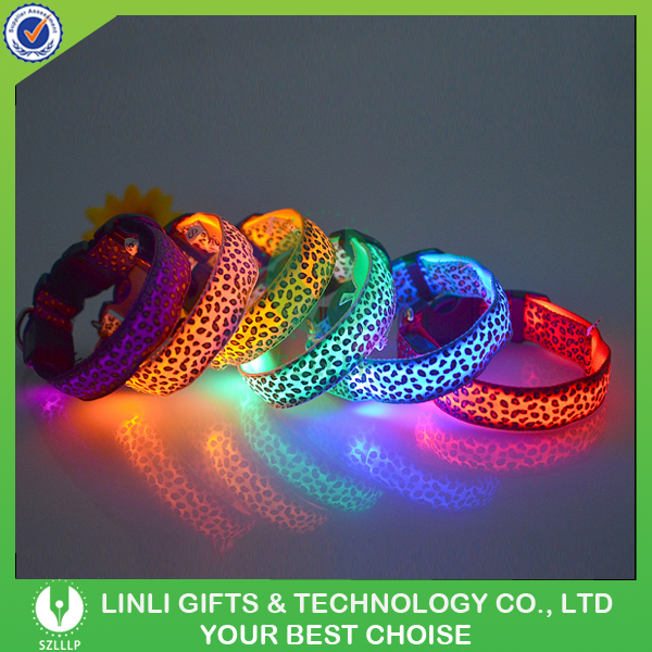 Hot Sale New Design Wholesale Led Pet Product Led Dog Collar For Promotion