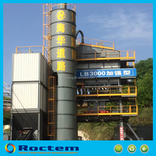 240t/h asphalt mixing plant with high quality