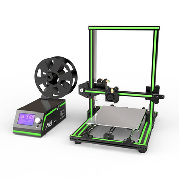 New Model 3D Printer Machine Anet E10 3d Printer Prusa i3 Semi Integral Metal Aluminum Frame