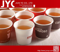 disposable paper cup hot tea cup