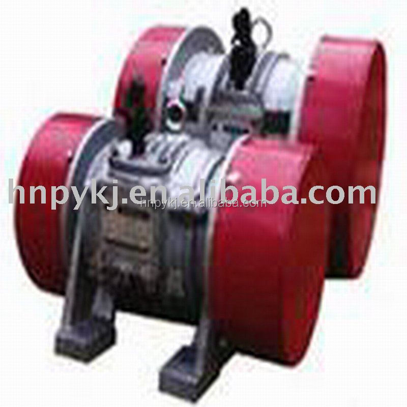 YZU Vibrating Motor For Vibrating Screen Or Feeder